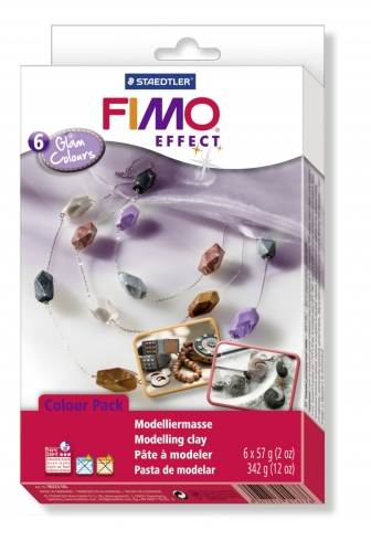 FIMO Soft Colour Pack 6xFimo-Block