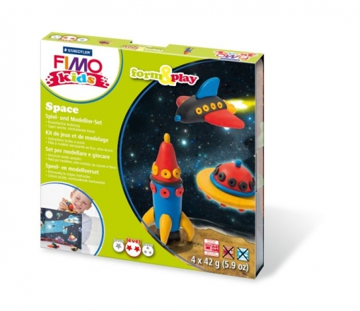 Fimo kids Form&Play Set