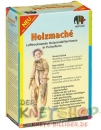 Holzmaché, Holzmodelliermasse in Pulverform, 200g Packung