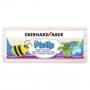 Pluffy - Superweich ofenh�rtend, 119g Packung in weiss