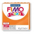 FIMO Kids Knete - orange, Modelliermasse 42g