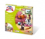 "Fimo kids Form&Play Set ""Pets"""