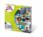 "Fimo kids Form&Play Set ""Robots"""