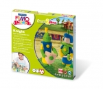 "Fimo kids Form&Play Set ""Knight"""