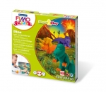 "Fimo kids Form&Play Set ""Dino"""