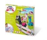 "Fimo kids Form&Play Set ""Pony"""