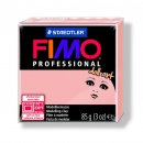 Fimo Professional Doll Art in rose, 85g Packung