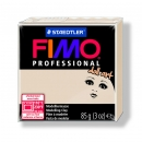 Fimo Professional Doll Art in beige, 85g Packung
