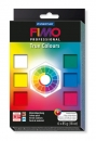 "Fimo Professional Knete ""True Colors"" Set 6x85gr, Modelliermasse"