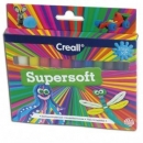 Creall superweiche Knetmasse, Set 10x12gr