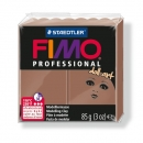 Fimo Professional Doll Art in noisette, 85g Packung